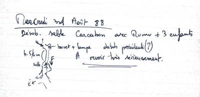 carcabon 31 août 88